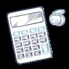 use the budget calculator